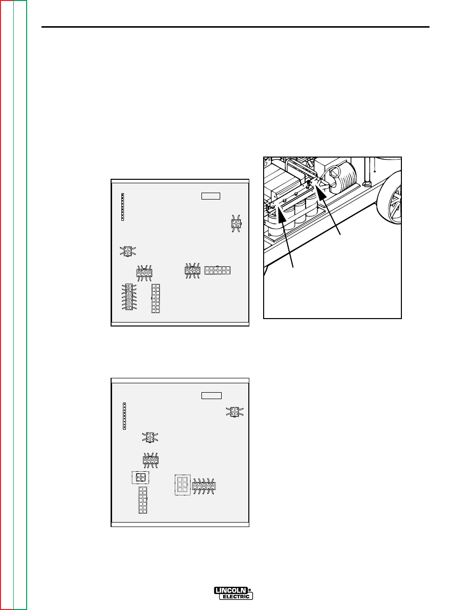 Troubleshooting Repair Test Procedure Static Scr Rectifier Idealarc 250 Lincoln Wiring Diagram Assembly Electric Sp Manuel Dutilisation Page 67 113