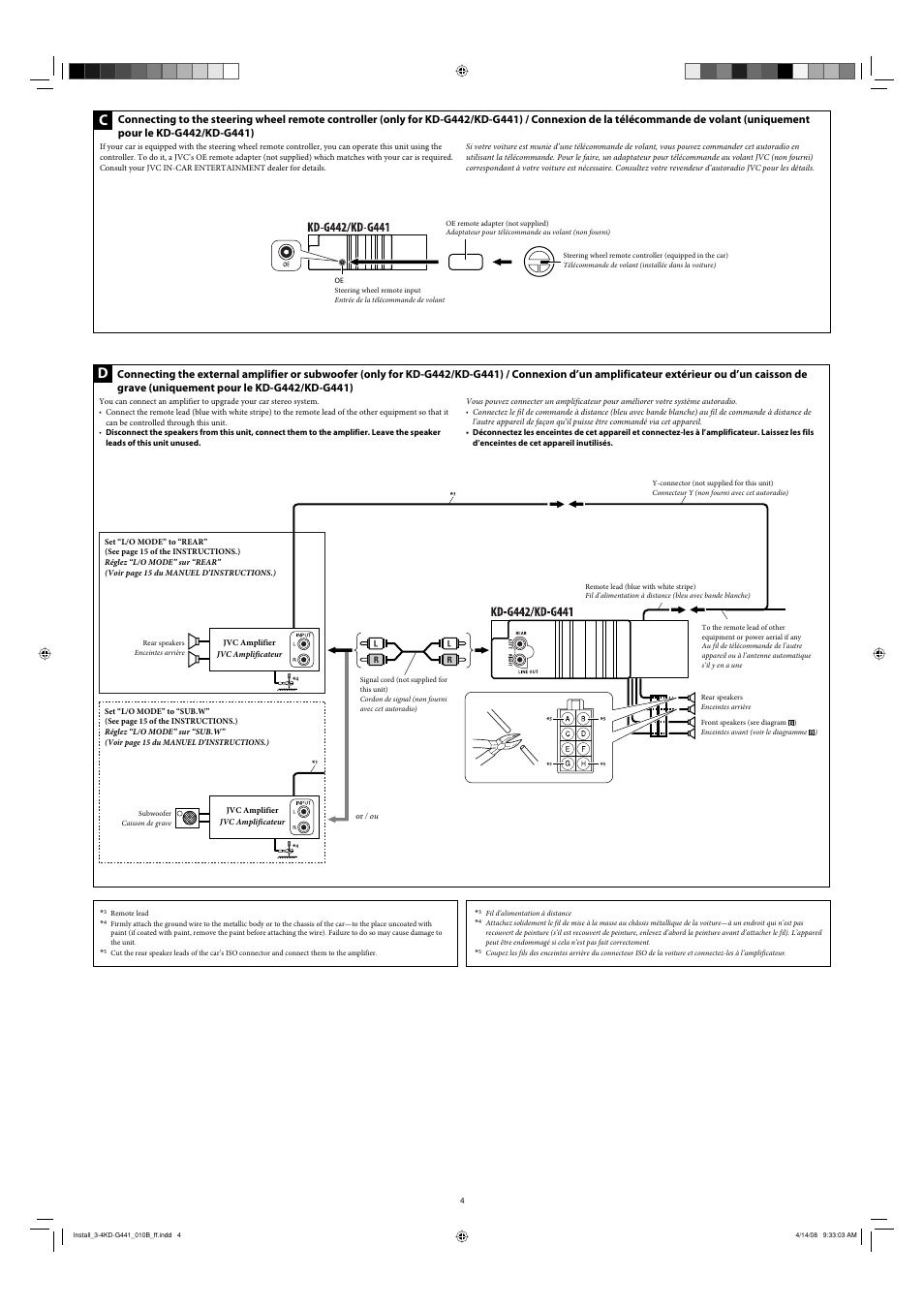Jvc Kd R200 Wiring Diagram Page 2 And Schematics R540 G441 R530 Manual R210