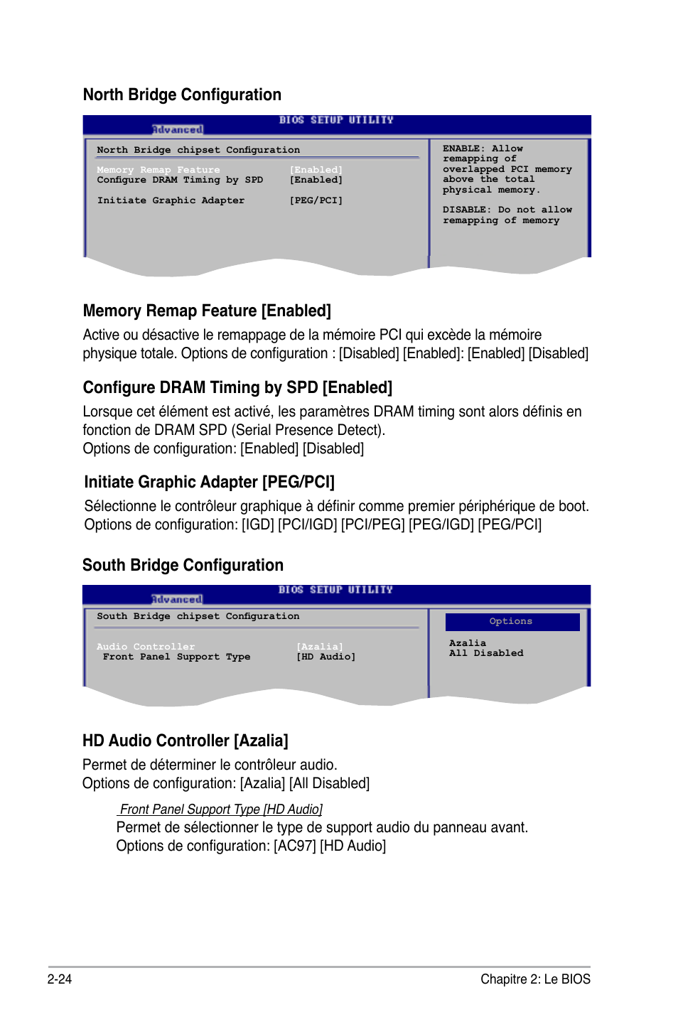 Configure dram timing by spd [enabled, Initiate graphic