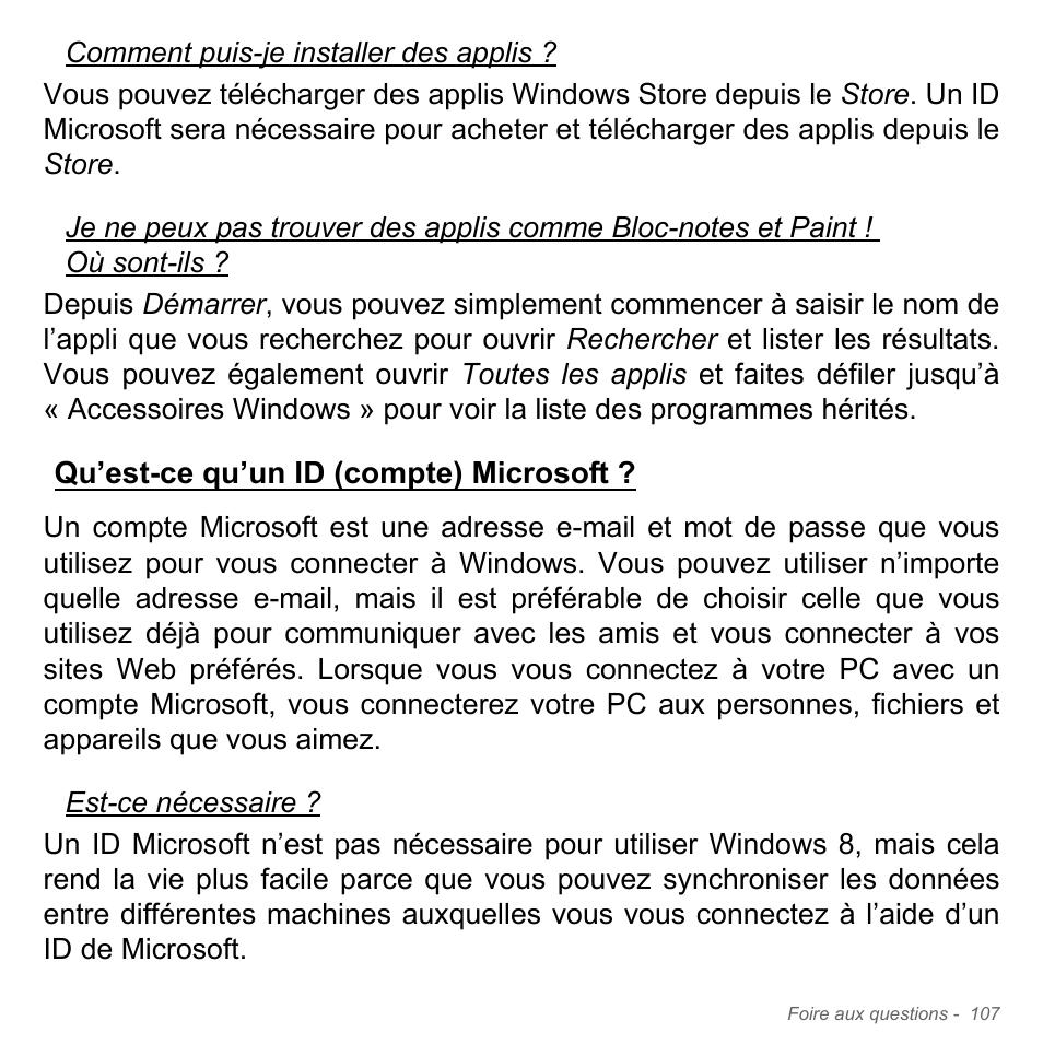 Qu Est Ce Qu Un Id Compte Microsoft Qu Est Ce Qu Un Id Compte