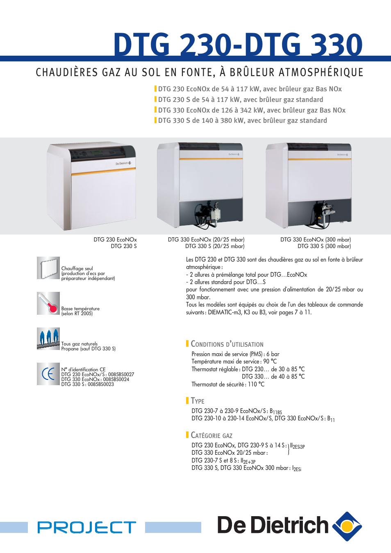 Chaudire basse temprature de dietrich free chaudire for Chaudiere basse temperature de dietrich