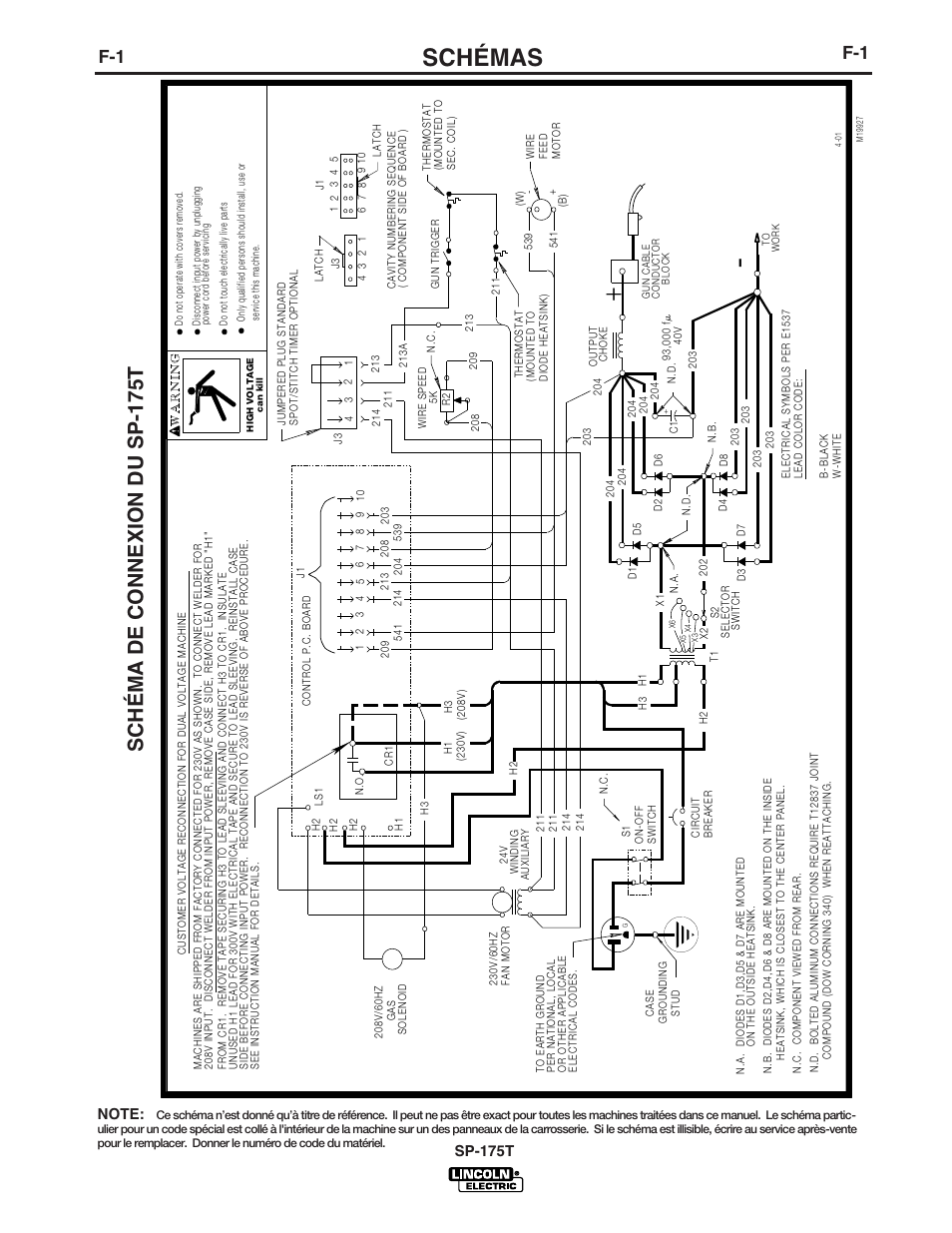 Lincoln P203 Wiring Diagram Libraries 203 Librarysch Mas Sch Ma De Connexion