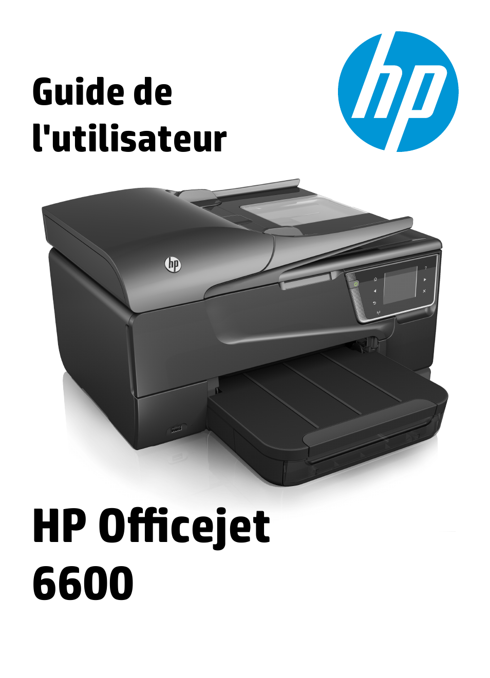 hp imprimante e tout en un hp officejet 6600 h711a h711g. Black Bedroom Furniture Sets. Home Design Ideas