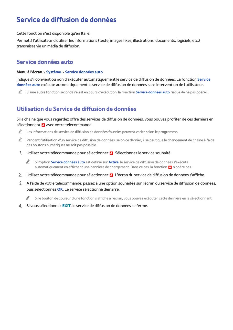 639fa3ddf8cc0c Service de diffusion de données, 159 service données auto, 159 utilisation  du service de