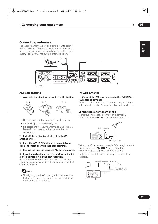 Simple Fm Antenna Modulator Circuit Diagram Tradeoficcom Connecting Antennas Am Loop Wire Pioneer Manuel Utilisation Page 954x1351