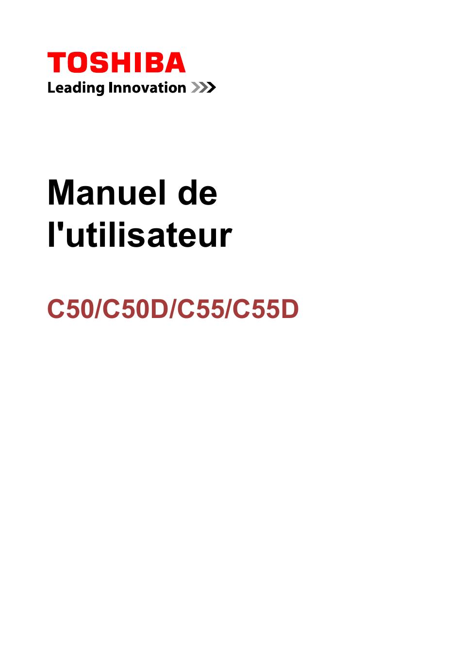 Toshiba Satellite C55 A Manuel Dutilisation Pages 140 Aussi C55a Wiring Diagram Pour C50d C50 C55d Pro