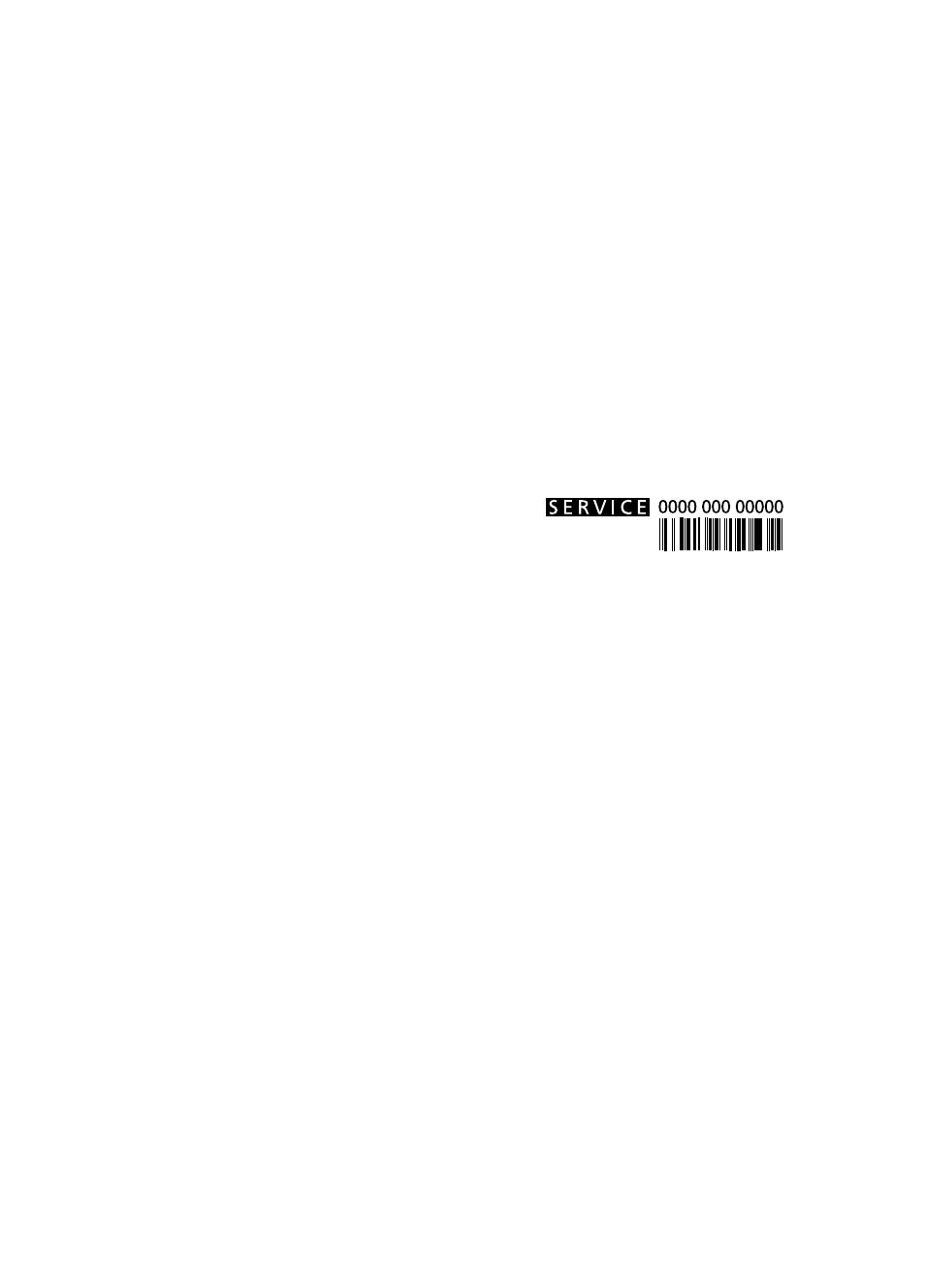 diagnostic rapide / service après-vente   whirlpool awz 3309 manuel