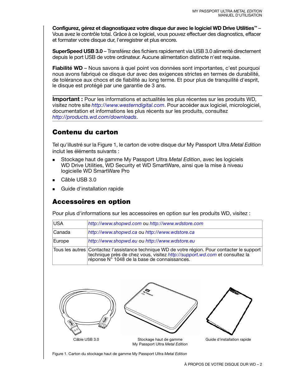 My passport ultra metal edition manual | Western Digital My Passport