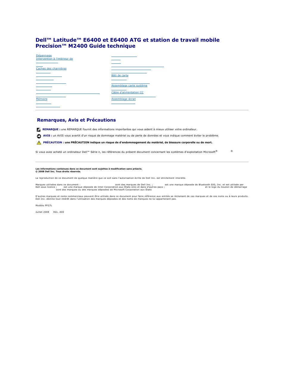 dell latitude e6400 manual pdf