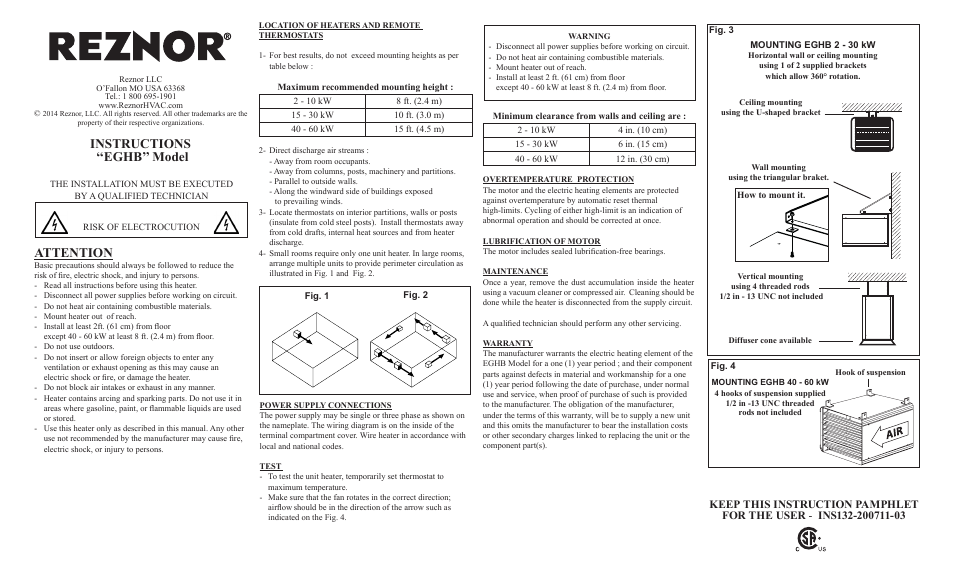 reznor heater wiring diagram   28 wiring diagram images