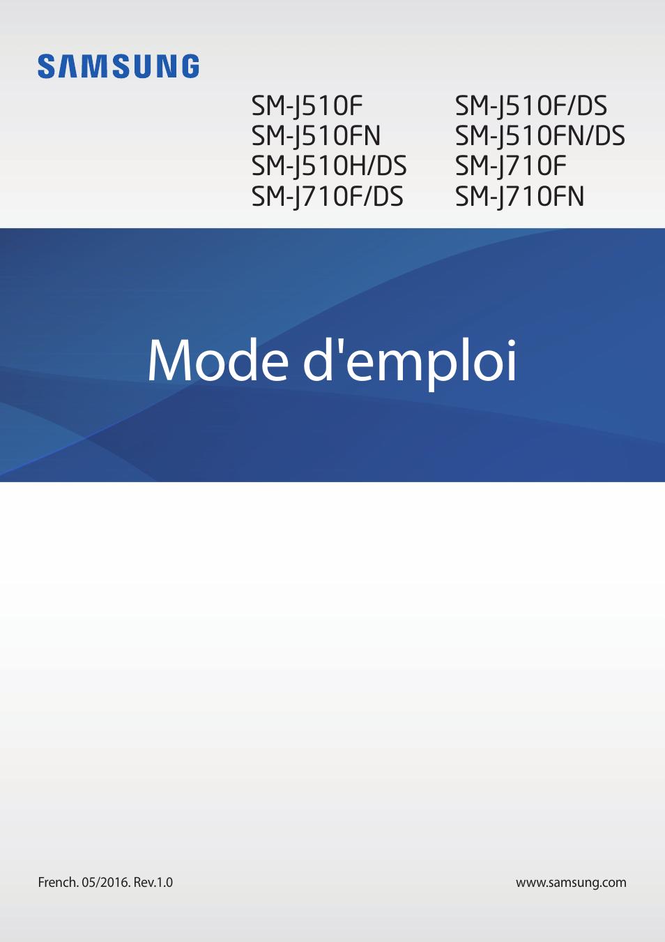 Samsung galaxy j5 sm j510f manuel d 39 utilisation pages 109 aussi pour - Compteur linky mode d emploi ...